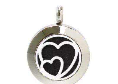 Hanger 20mm dubbel hart